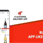 alcohal app developmet cost