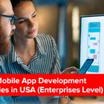 mobile app development companies in usa
