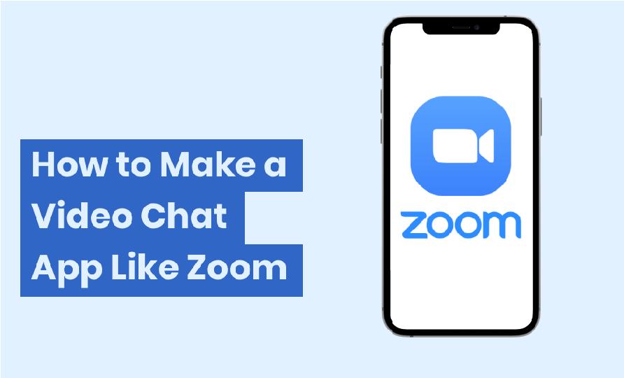 make an app like zoom