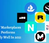 most popular nft marketplaces