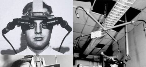 AR VR in 1900s