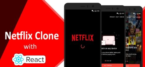 netflix clone with react-541bf853